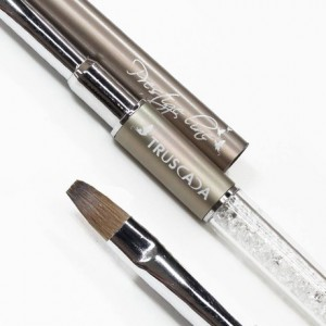 Prestige Crystal UV Gel Brush Flat 06