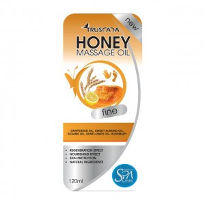 Honey Rich Massage Oil 120ml