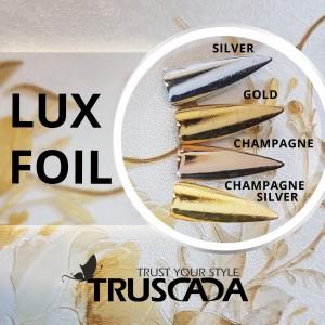 Lux Foil Champagne Silver