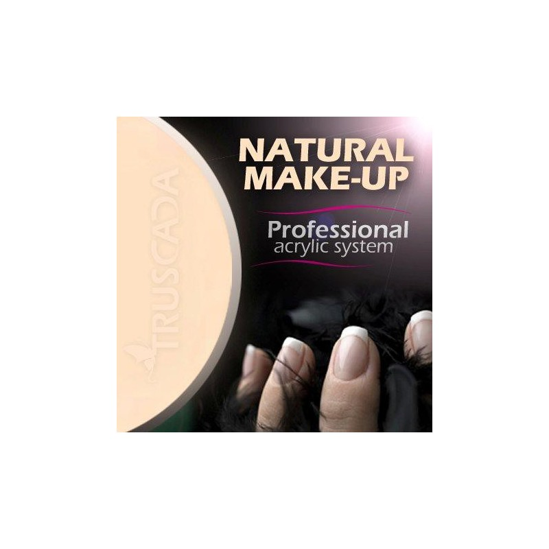 PROFESSIONAL ACRYL SYSTEM – NATURAL MAKE-UP 30G