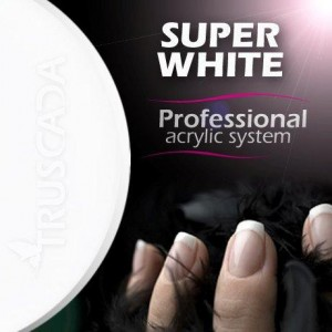 PROFESSIONAL ACRYL SYSTEM – SUPER WHITE 50G