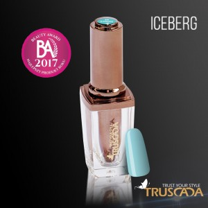 GEL LAK ICE BERG 8 ML