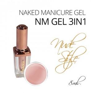 NUDE STYLE NM GEL 3IN 1
