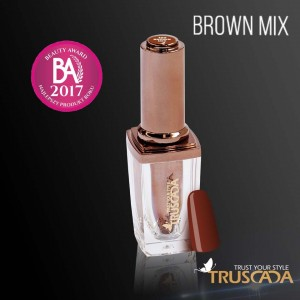 GEL LAK BROWN MIX 8ML