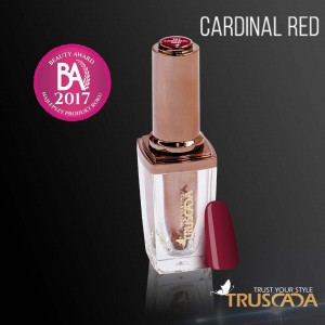 GEL LAK CARDINAL RED 8ML