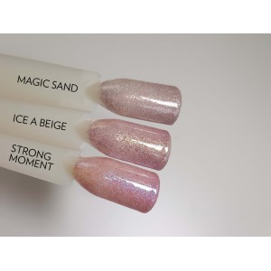 Gel Lak Magic Sand