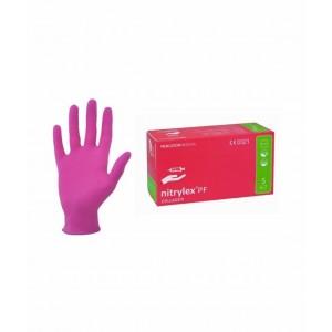 Rękawice medyczne S nitryl...